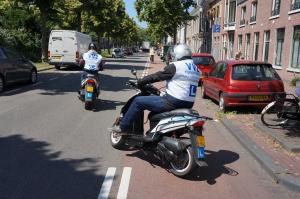Bromfietslessen Haarlem